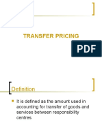 Transfer Pricing New