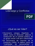 9. Liderazgo y Conflicto