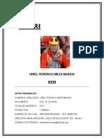 Curriculum Vitae - Urielito - Ccatcca