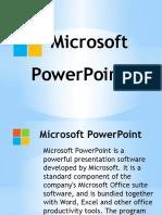 Microsoft PowerPoint Aldwin