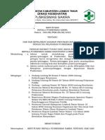 2.4.1.1 Sk Hak Dan Kewajiban Sasaran Program & Pasien Pengguna Pelayanan Pusk