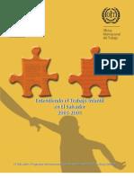 Entendiendo el trabajo infantil en El Salvador 2003 – 2005