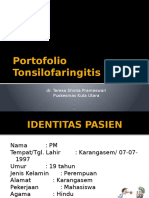 Tere Tonsilofaringitis Kronis