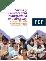 Infancia y Adolescencia Trabajadora en Paraguay