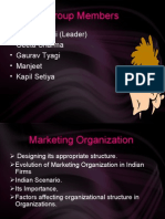 Marketing ion