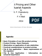 S1 - Nonlife V04_Prodcut Pricing & Other Actuarial Aspects