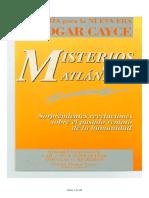 Edgar Cayce - Misterios De La Atlantida.doc