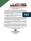 Declaración Pública - Dirección Local Talca - 29 de Marzo de 2017
