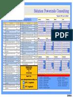 Kalender Publik Training 2014
