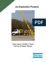 4. CS4002 Service & Repair Manual