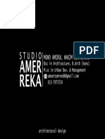 Business Card Amereka