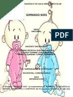 Proyecto Gimnasio Kids