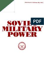 Soviet Military Power 1981