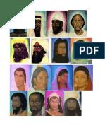 Biblical Character Chart