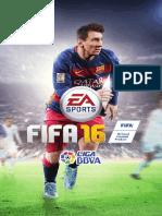 Fifa 16 Manual Pc Es