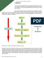 Arquitectura de La Empresa - Wikipedia, La Enciclopedia Libre