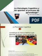 PARTE 1 Psicología Cognitiva