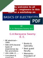 BASICS OF ELECTRICITY.pptx
