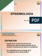 Clase 2 Epidemología