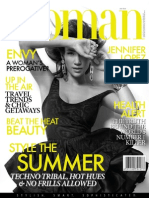 Emirates Woman | July 2010