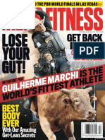 Mens Fitness USA April 2017 AvxHome.se