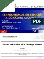 Corrección - Miocardiopatía Alcohólica