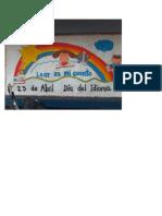 Dia Del Idioma Mural