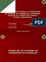 Presentacion Defensa.. Tesis Sistema de Transporte