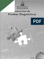 Instructivo Prueba Diagnóstica 2º-6º ESP-MAT (2011).pdf
