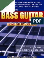 BGS Volume1