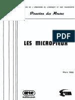 1986 FR SETRA Micropieux