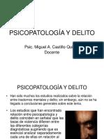 Psicopatología y Delito
