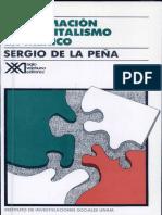 La Formación Del Capitalismo en México COMPLETO PDF