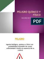 Peligro Fisico y Quimico I-2013