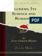 Alchemy Its Science and Romance 1000000148