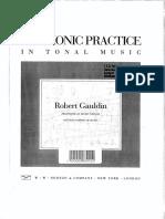 Gauldin - Harmonic Practice in Tonal Music