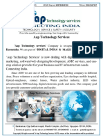 Aap Technology Services (P) Ltd - Company Profile