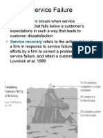 Copy of Service Failure