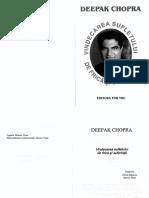 Deepak Chopra - Vindecarea sufletului de frica si suferinta .pdf
