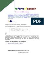 PARTS OF SPEECH.doc