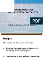 Part 1 Standard Form of Contract