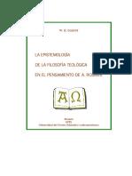 Daros w r Epistemologia de La Filosofia Teologica