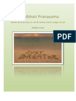 Kapalbhati-Pranayama