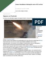 Asolador Ataque de Los Sistemas Lanzallamas Solntsepiok Contra El EI en Siria e Irak