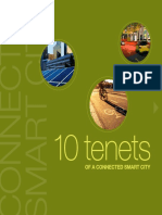 10 Tenets Smart City