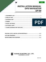 GP90 Installation Manual C1 4-18-06