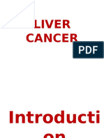 liver cancer epidemiology
