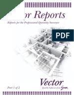 Vector Reports Part 1 - PQS Reports
