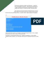 Process Marketing Simulation