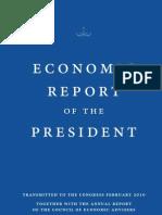Economic Report of the President - Febraury 2010